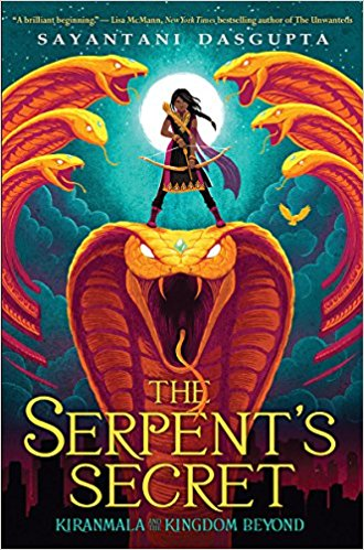 The First - in a new series that reminds me a lot of Percy Jackson but cooler cause- girl power. (releases February 27)