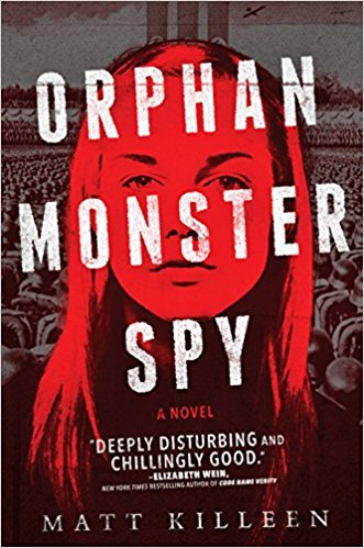 WW2 Thriller - Historical fiction for the win. After Sarah witnesses her mother's murder she ends up with a British Spy fighting Hitler during WW2. (YA)(Release March 20)