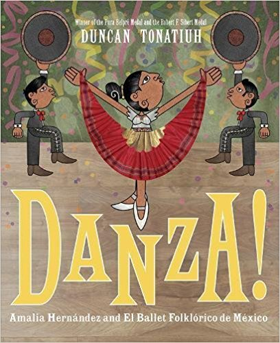 Danza! - Danza! is the story of how a young girl in Mexico City was inspired by folk dancers to become a dancer herself.