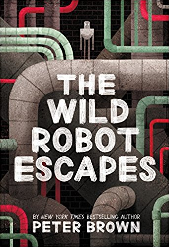 Roz's Story - continues.Roz is captured by the Recons and returned to civilization for reprogramming. But she is a smart robot and adapts, as she did in the first book.  My review of the first book here.