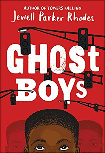 A Story Torn - from the headlines turns supernatural. A 12yo shot by police after they see him with a toy gun becomes a ghost and meets Emmit Till. (MG) April 17, 2018