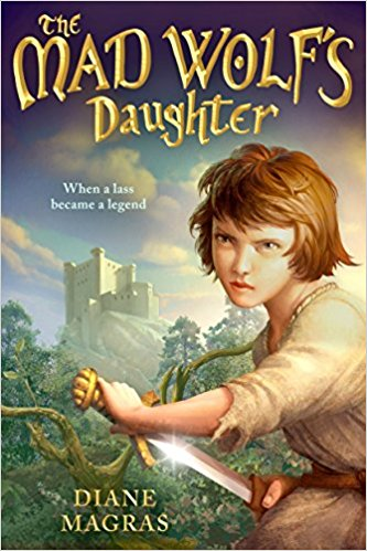 Count me as  - a fan of Drest. Her adventures and bravery kept me spellbound. Perfect to add to any study of the Middle Ages. (MG) March 6, 2018