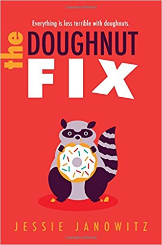Already read twice here  - A story about a boy who moves away from delicious fresh doughnuts and lives to tell the tale. April 3, 2018