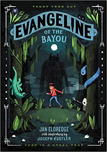 Evangeline and the world of the Bayou are enchanting. - Evangeline is waiting on her haunt huntress powers to show up. Her Gran has assured her it will happen soon and has been training Evangeline her whole life. When it does happen we readers get to go along on her first adventure.