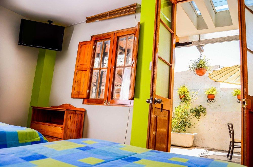 TWIN Room -