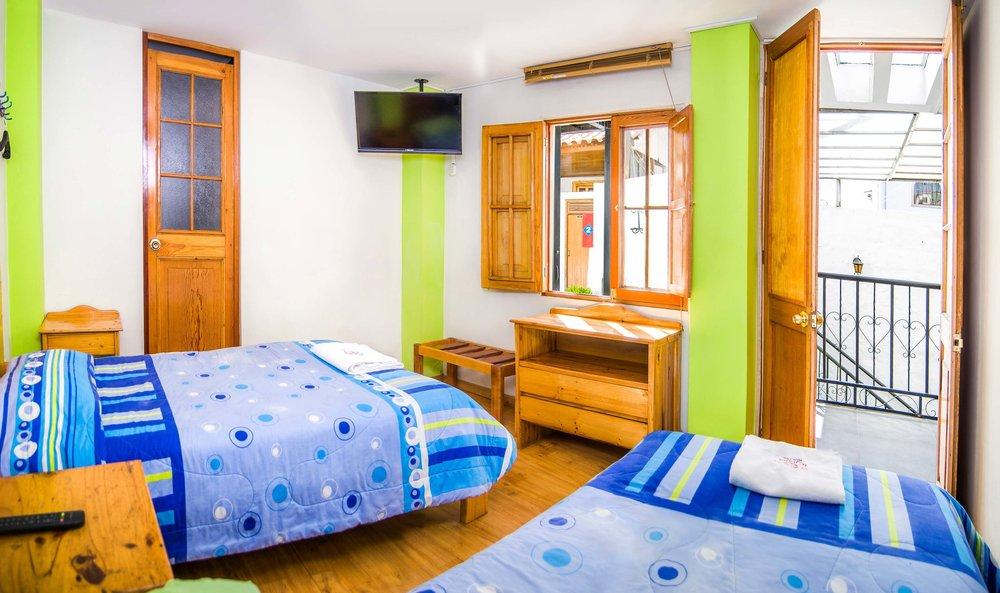 Habitación Doble   en Le Foyer Hostel   Reserva con Nosotros