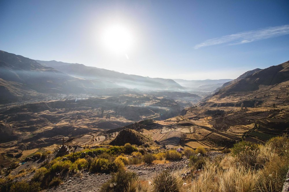 Full Day Tour  al Cañón del Colca