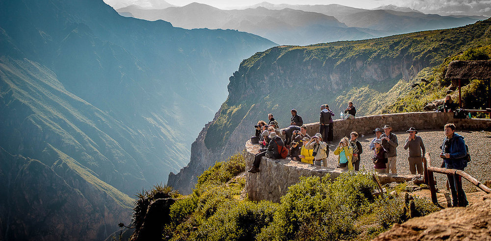 full day tour colca canyon -