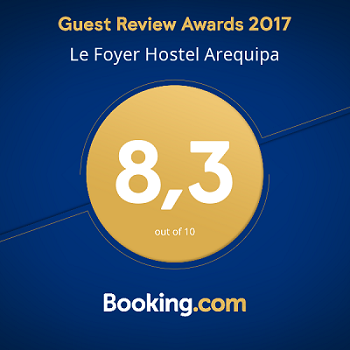 Guest Review Award for Le Foyer Hostel