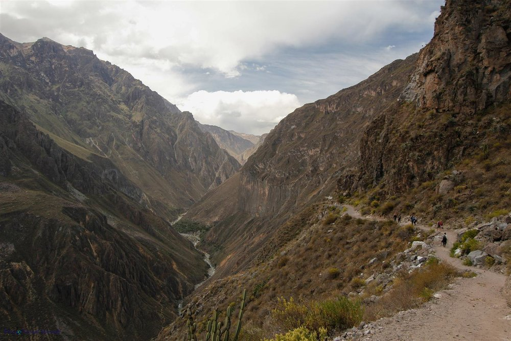 2 days trekcolca canyon -