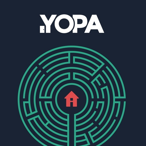 YOPA billboard ad