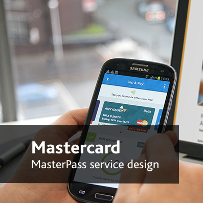 MasterCard for Great Fridays