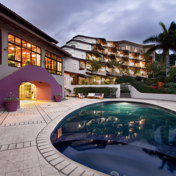 Hotel Alta Las Palomas in Costa Rica