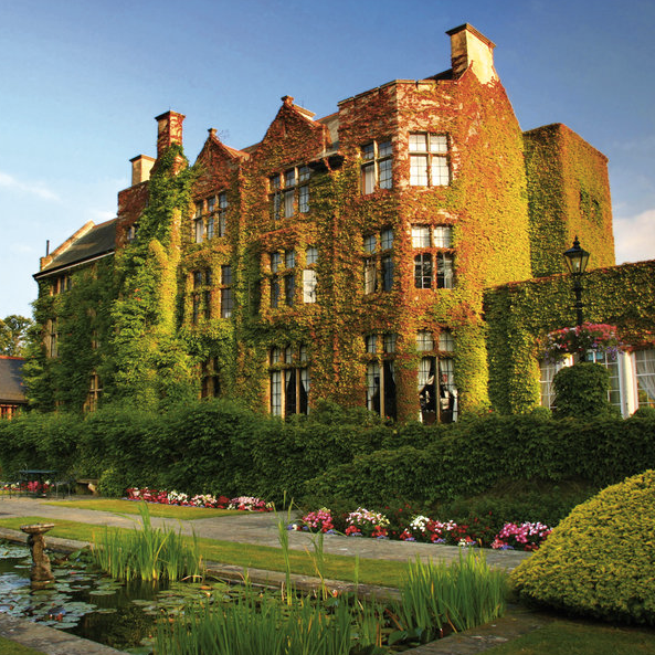 Pennyhill Park hotel & spa in Bagshot