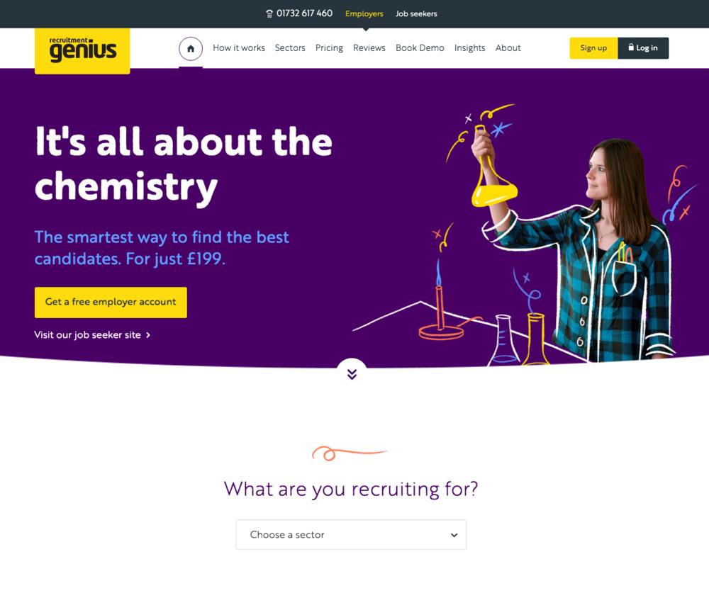 RG homepage