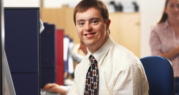Working to give people with Down Syndrome a meaningful job