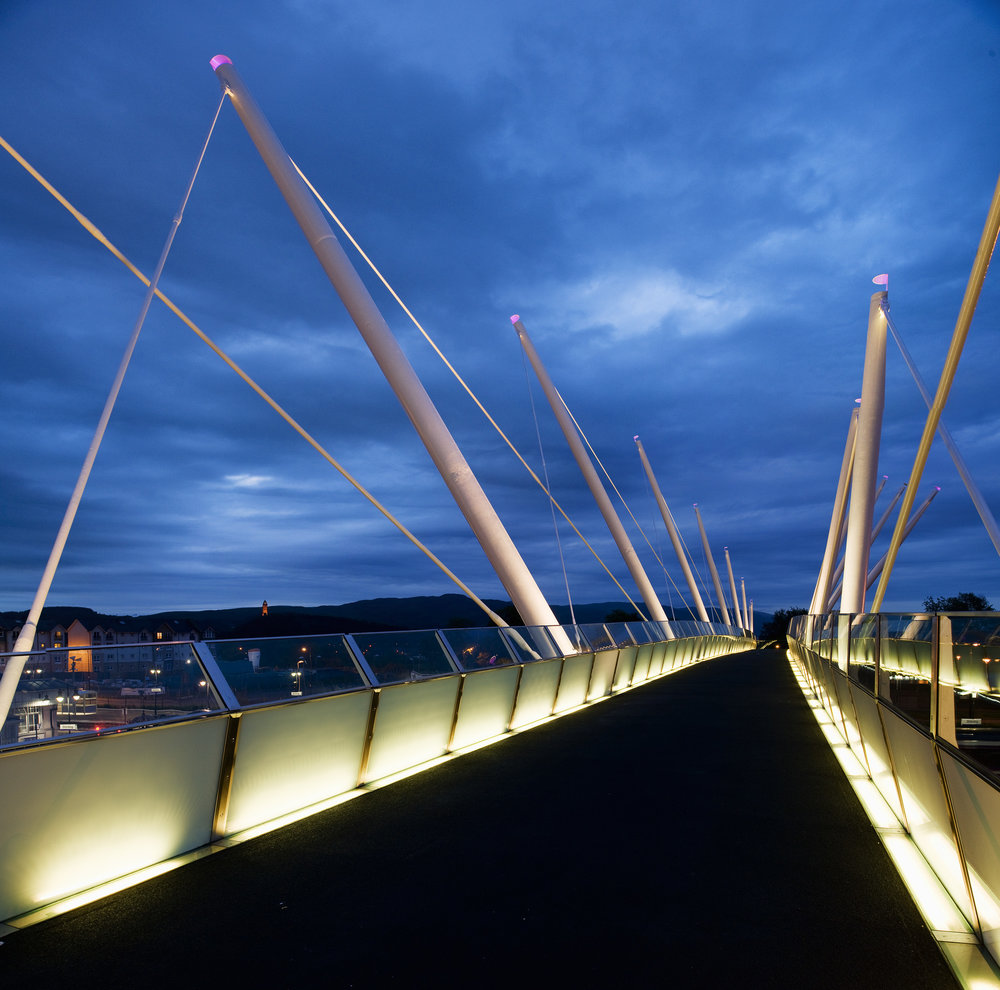 Forthside Bridge - Stirling