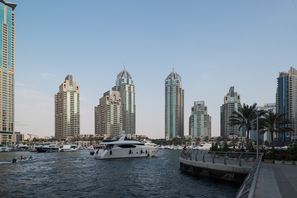 Six Towers Project - Dubai Marina