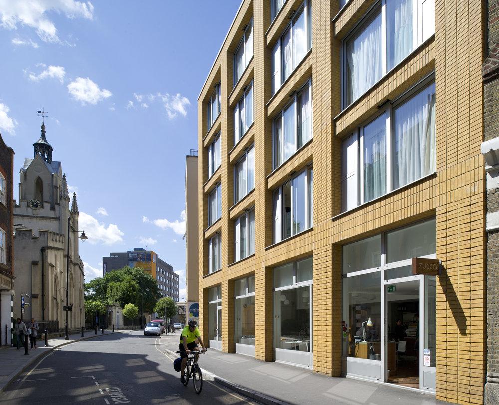 Titan House-London