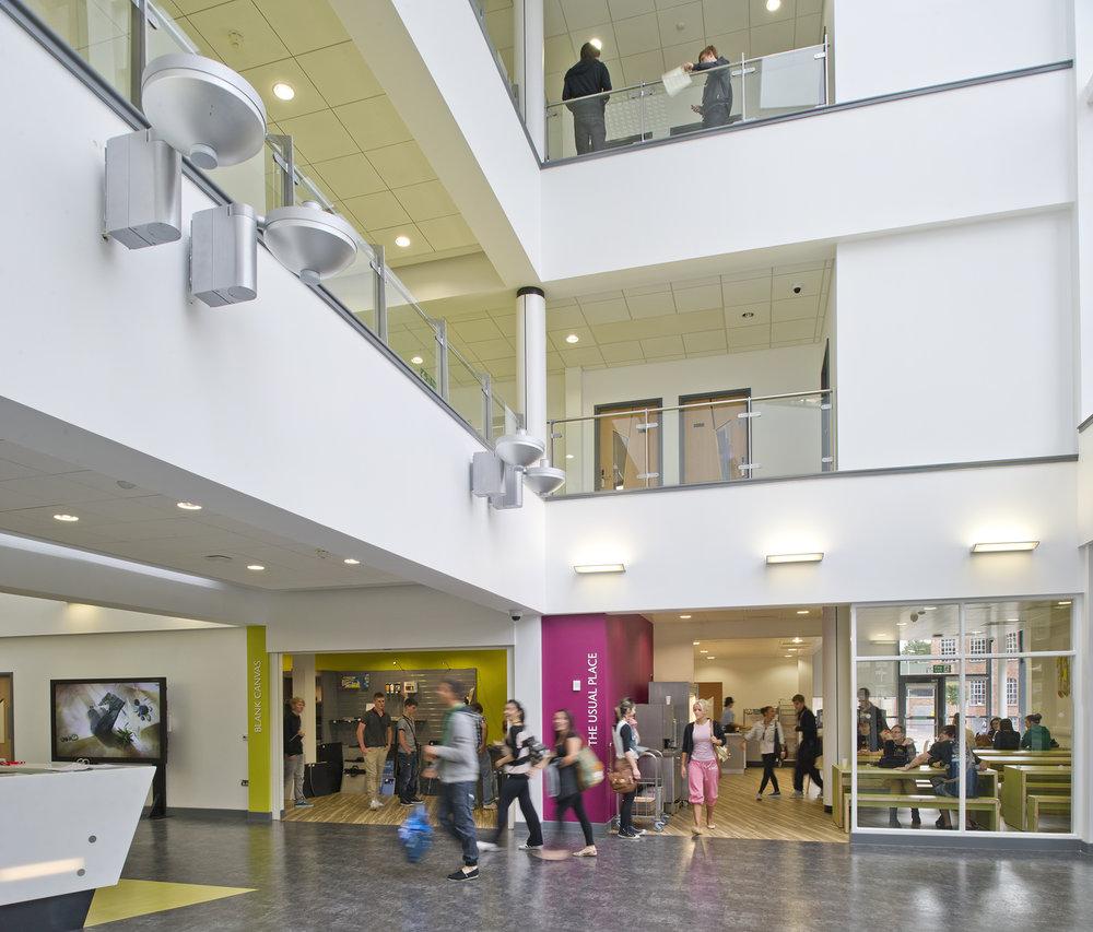 North Warwickshire & Hinckley College