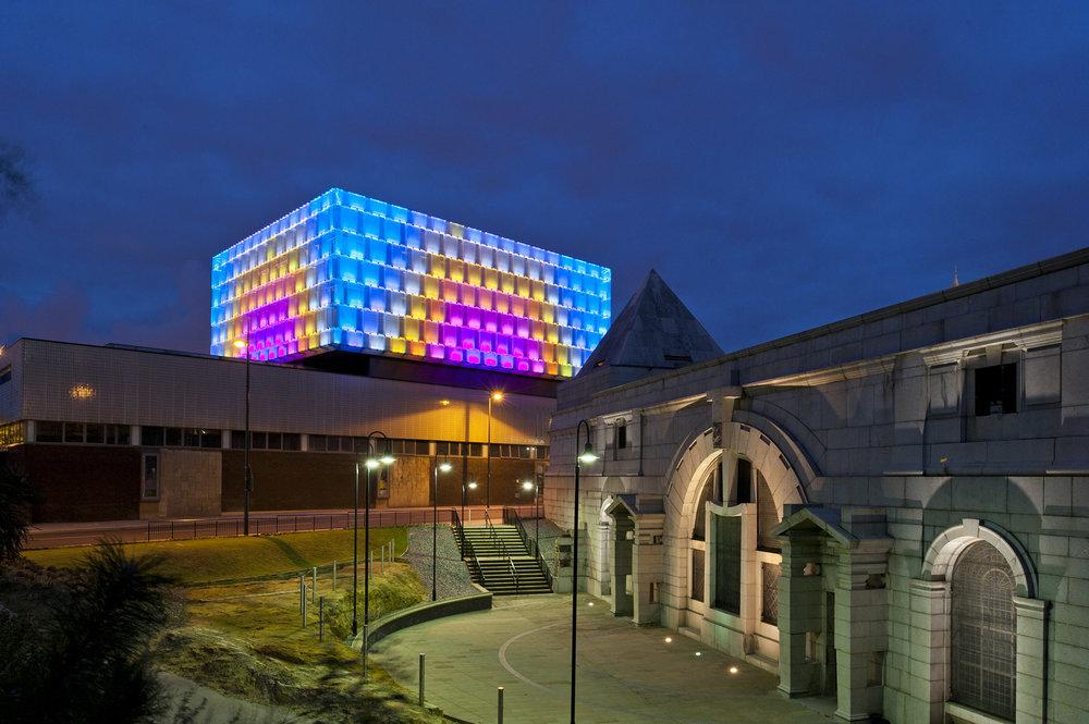Engineering Building-Liverpool University