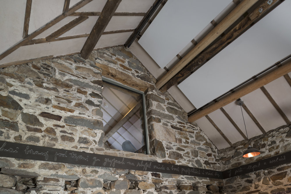 Beudy Llwyd -Visitor Centre