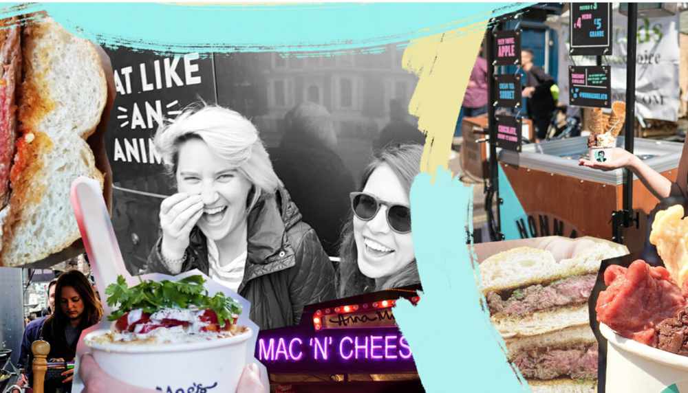 Meet the women owning London's street food scene - Foundry Fox -1st of June 2018