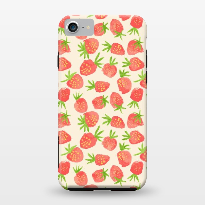 Strawberries phone case