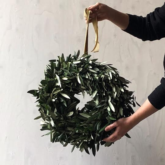 Wreath by Bold Oxlip
