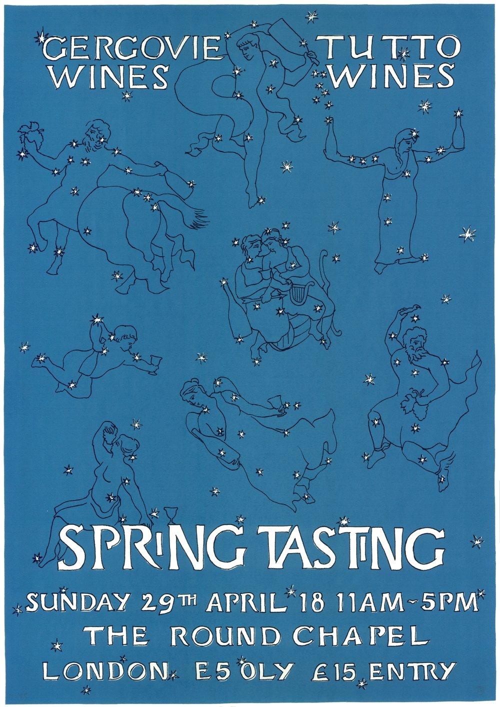 Spring Tasting 2018