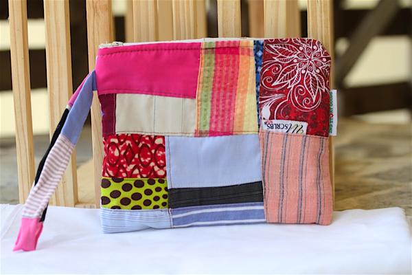 Pieces Pouch :: Photo by 2nd Story Goods
