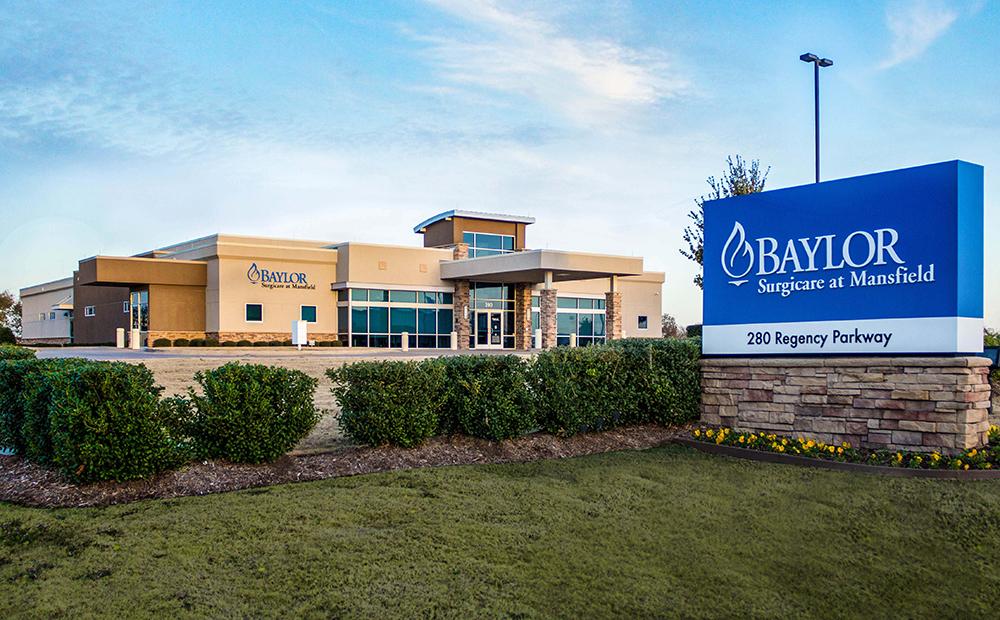 Mansfield Surgery Center