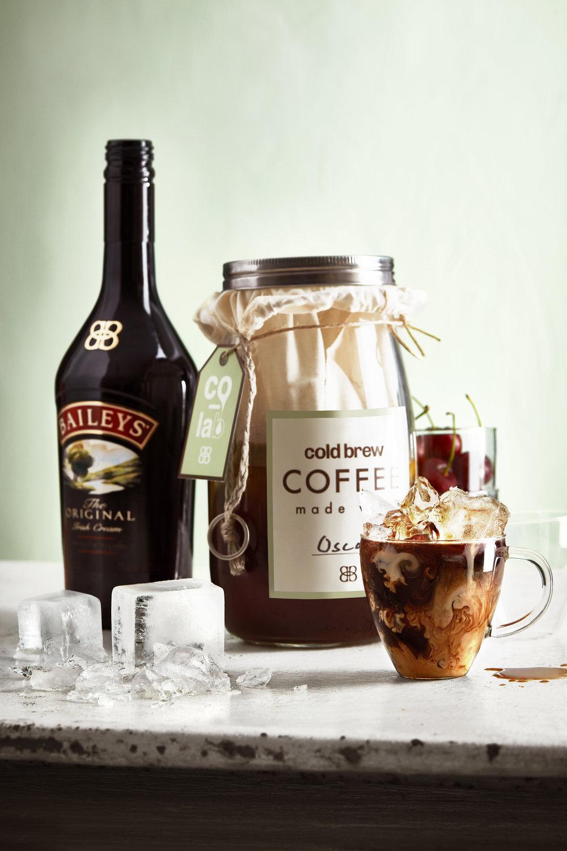 NAM: Cold brew med Baileys i! Foto: Baileys/Susanna Blavarg