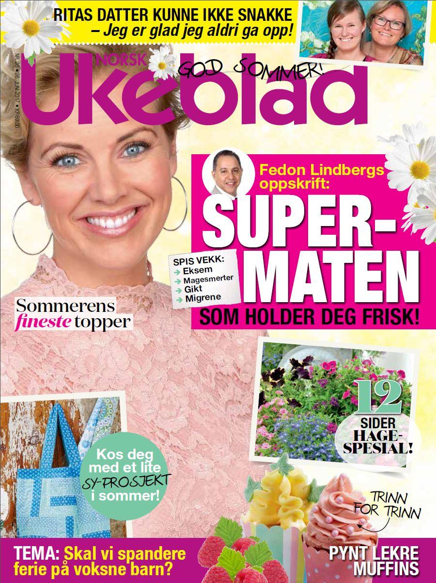 NORSK UKEBLAD: Utgave nr. 26 i 2017.