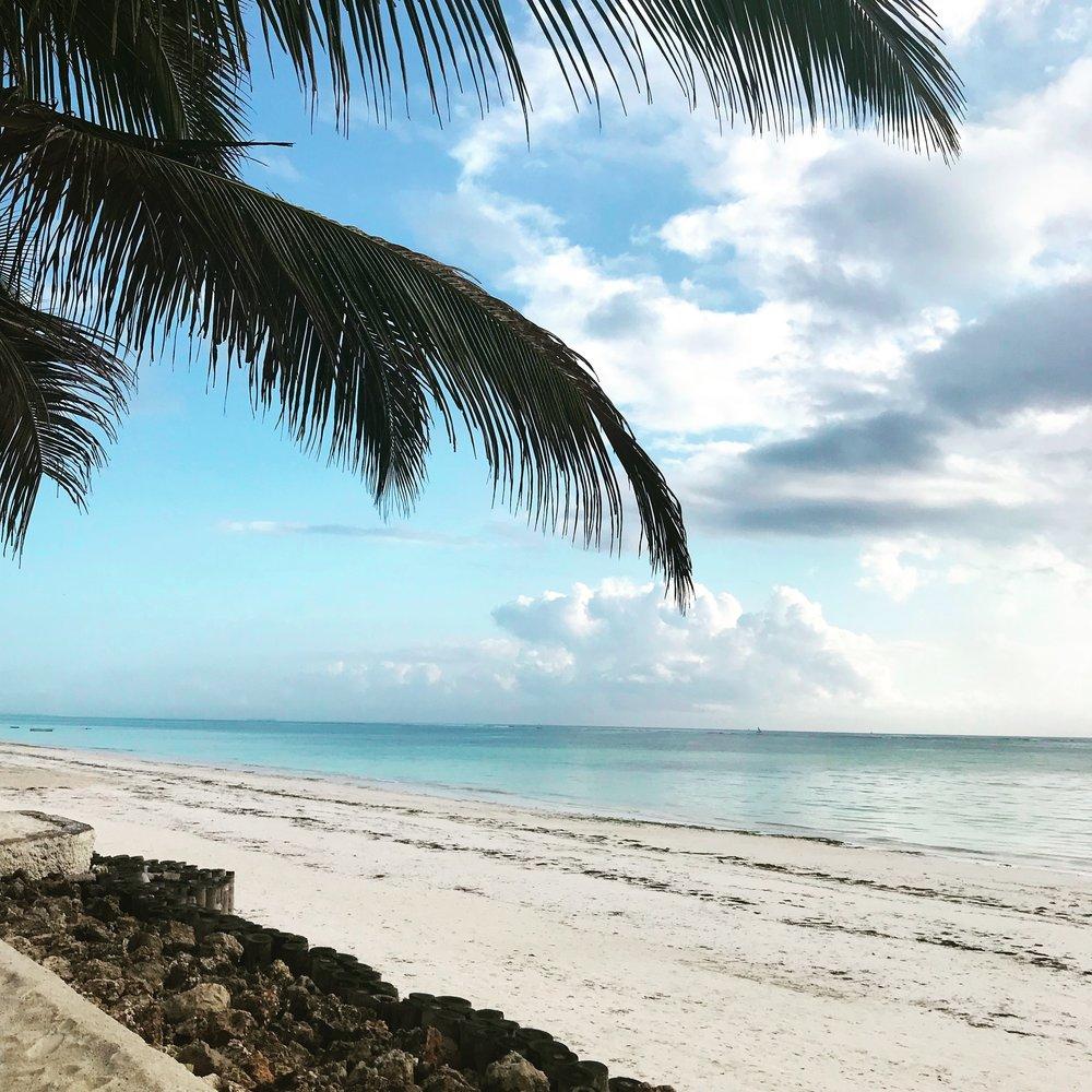 ZANZIBAR: Øya er uten tvil svært vakker. Dessverre er det ikke like gode levevilkår her for alle. Foto: Hedda Bjerén