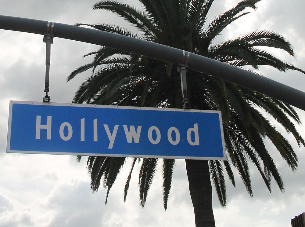 HOLLYWOOD: Bor du i Hollywood, ligger du nærme en del spennende attraksjoner. Foto: Tenk Koffert