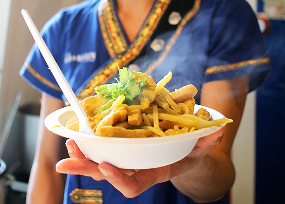 STORMS PAKHUS: Her får du supergod street food, fra alle verdenshjørner. Foto: Tenk Koffert