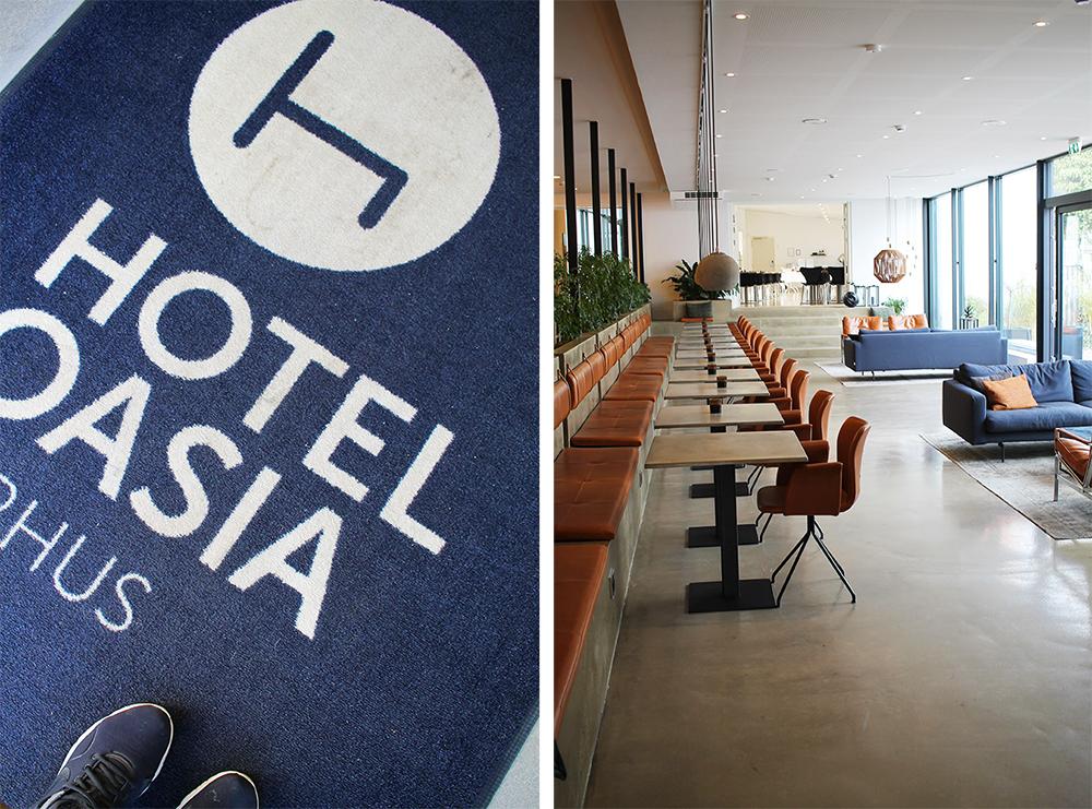 HOTEL OASIA: Jeg besøkte Hotel Oasia våren 2018. Foto: Tenk Koffert