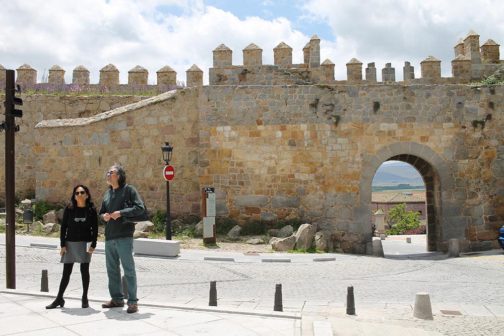 AVILA: Velg denne spennende middelalderbyen nesten gang du skal på en storbyreise. Foto: Tenk Koffert