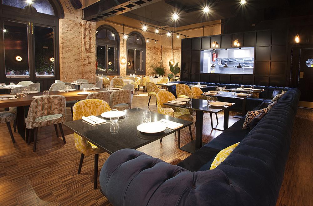 EL CASINO RESTAURANT: Her spiste jeg lunsj da jeg var i Alcala de Henares. Foto: Reisebloggen Tenk Koffert