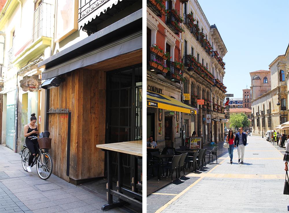 SJARMERENDE STORBY: León har alt du kan ønske deg i en storby, både bra shopping, god mat og flere hundre år gamle praktbygg, spekket med historie. Lei gjerne en sykkel, og kom deg kjapt rundt i byen. Foto: Tenk Koffert