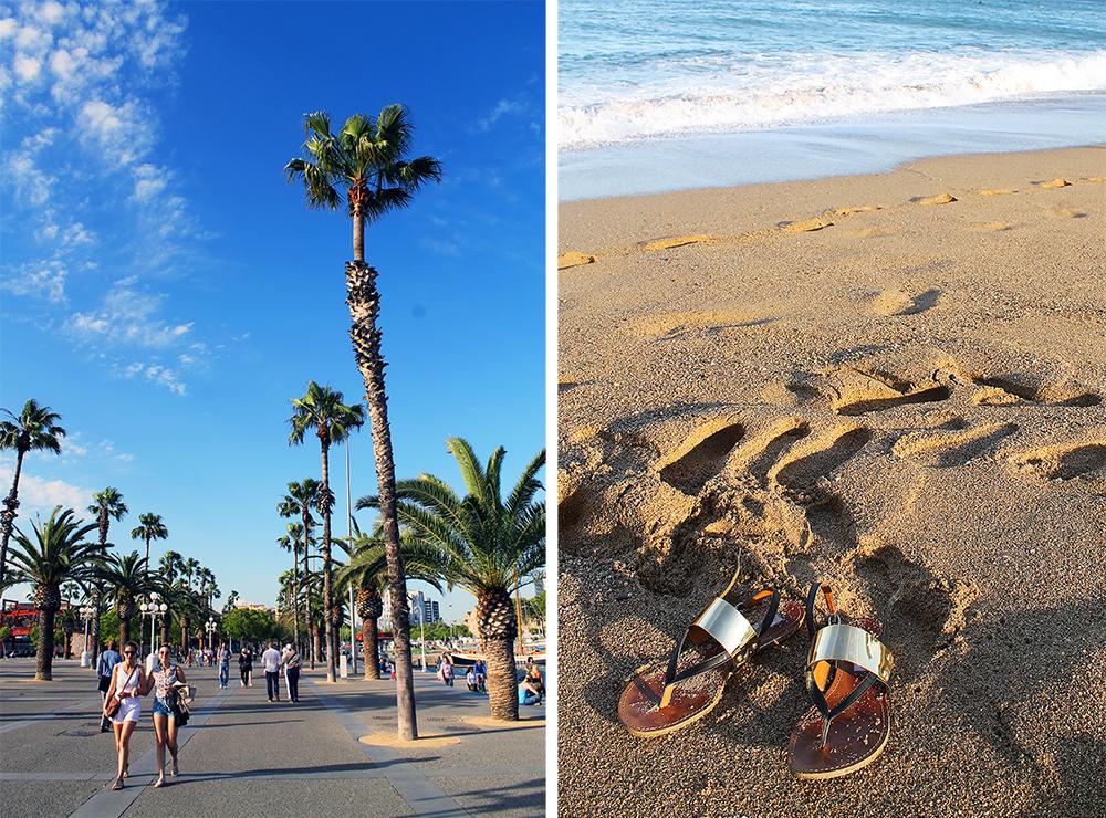 BARCELONA: Perfekt for en venninnetur. Foto: Tenk Koffert