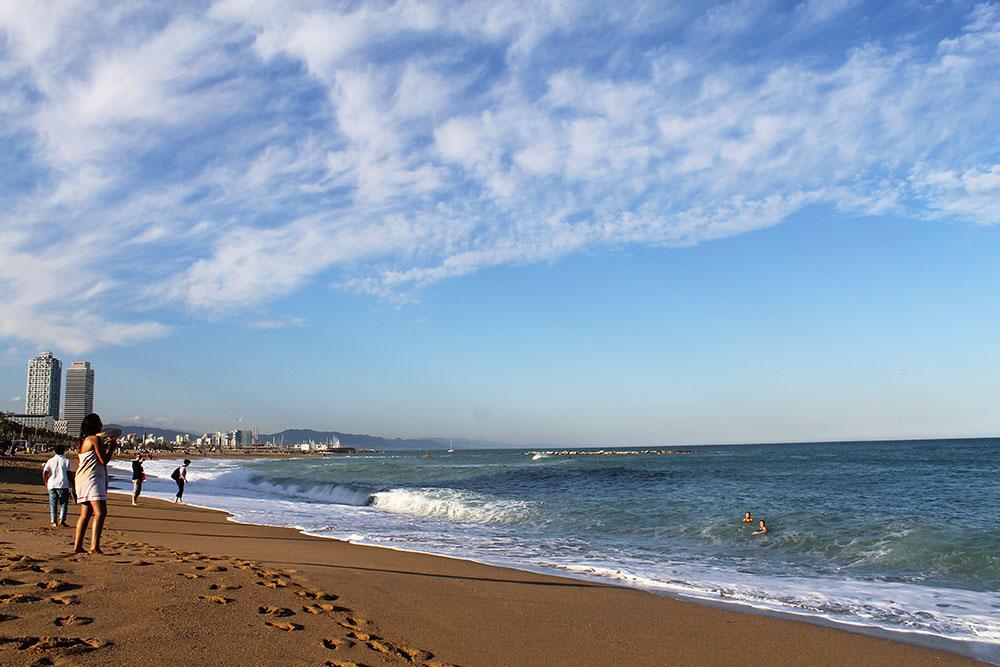 TAKE ME BACK: Åååh, jeg lengter tilbake til Barcelona. Foto: Tenk Koffert