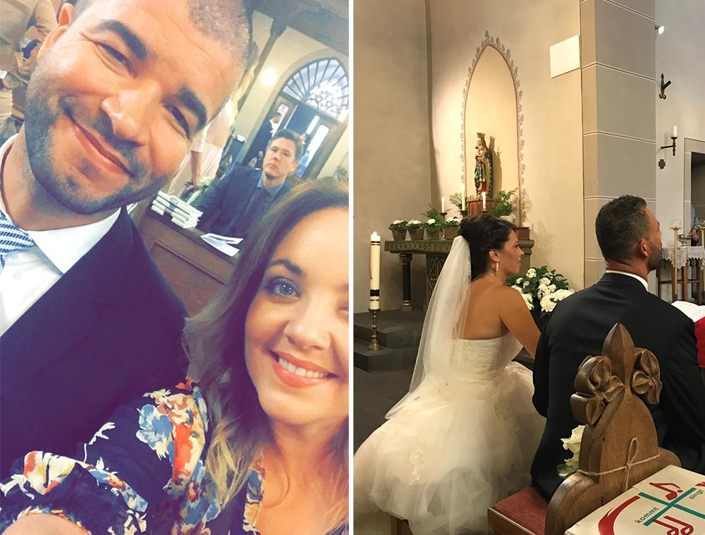 AUGUST: Framme i bryllup! Foto: Tenk Koffert