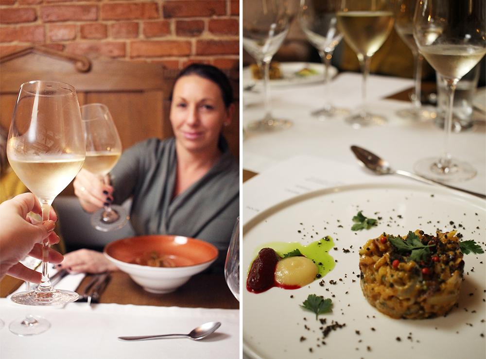 DESEMBER: Mye god  mat og drikke i Polen, det kan du lese mer om her . Foto: Tenk Koffert