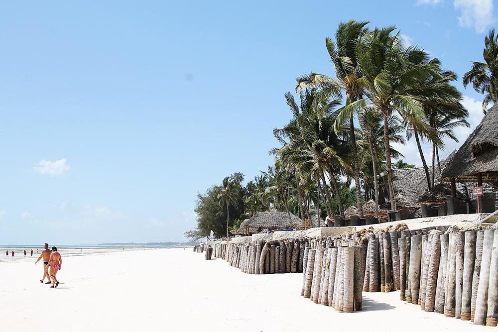 SEPTEMBER: Så reiste vi til  Zanzibar, det har jeg skrevet om her  og  her . Foto: Tenk Koffert
