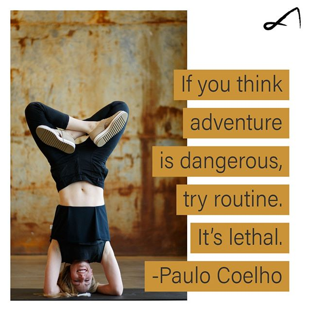 Where my weekend warriors at?  . . . #paulocoelho #yoga #mindfulness #mindset #weekendwarrior