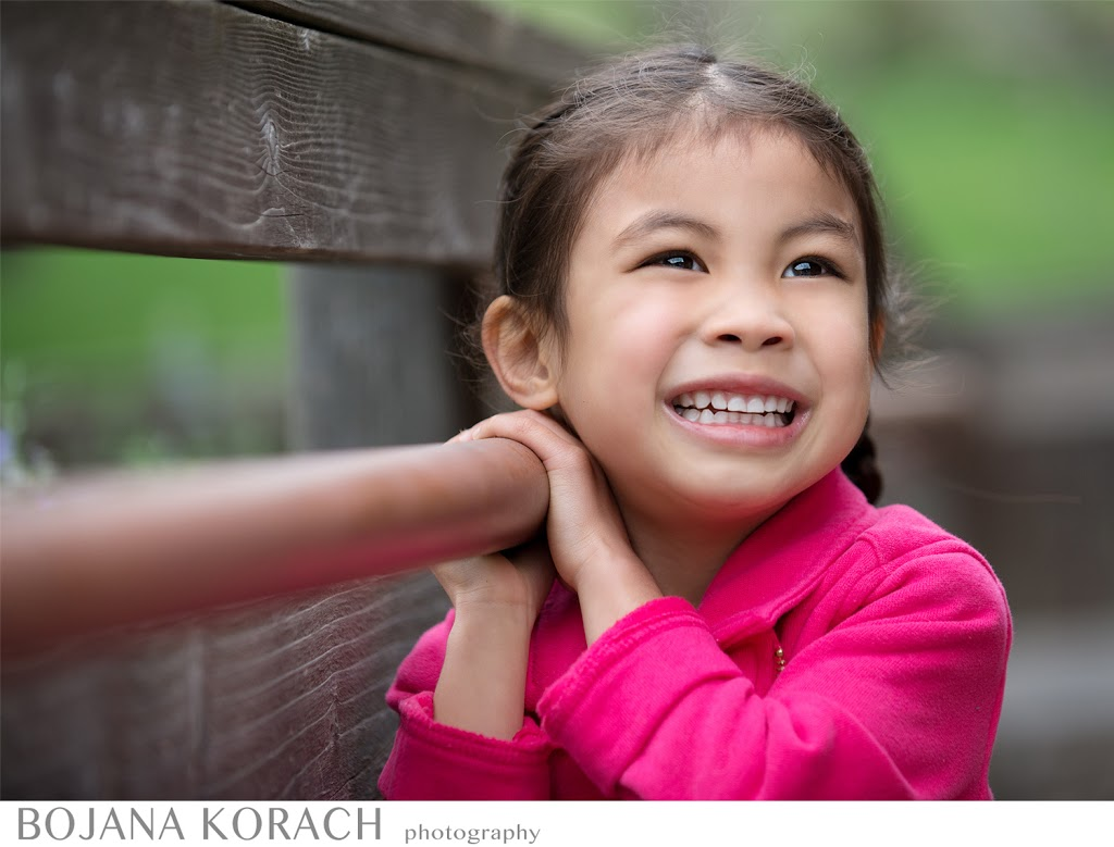 walnut creek photographer captures a beautiful girl smiling at the old borges ranch in walnut creek