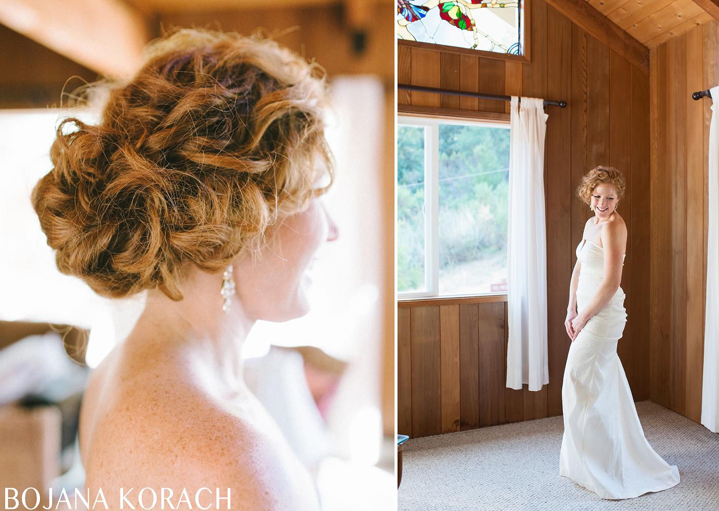 Santa Cruz Mountains Wedding Pema Osel Ling010