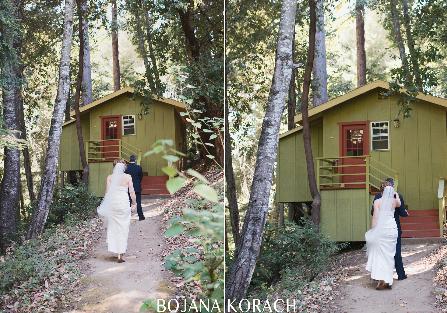 Santa Cruz Mountains Wedding Pema Osel Ling017